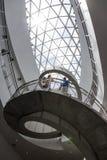 Dentro del museo de Salvador Dali Fotos de archivo