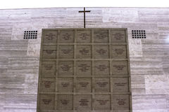 Dentro del obelisco Fotos de archivo