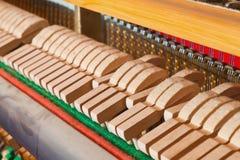 Dentro del piano imagen de archivo libre de regalías