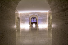 Dentro dell'obelisco Immagine Stock Libera da Diritti