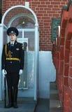 Dentro do Kremlin de Moscou, Moscou, cidade federal do russo, Federação Russa, Rússia fotografia de stock royalty free