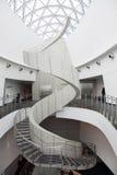 Dentro do museu de Salvador Dali imagens de stock