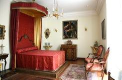 Dentro do palácio de Rectorâs em Dubrovnik. Croatia. Fotografia de Stock