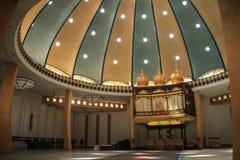 dentro do templo de Sith em Nairobi fotografia de stock
