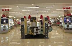 Dentro il centro commerciale Immagini Stock