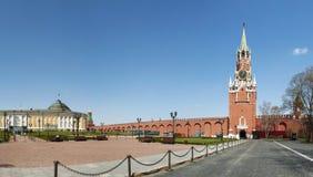 Dentro il Cremlino di Mosca, Mosca, città federale russa, Federazione Russa, Russia Fotografia Stock Libera da Diritti