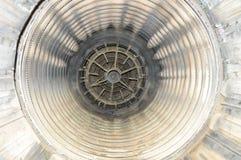 Dentro Jet Engine Immagine Stock Libera da Diritti
