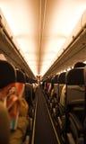 Dentro la cabina. Fotografia Stock Libera da Diritti