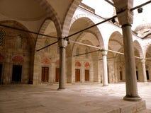 Dentro la moschea 2 di Bayezid II Immagine Stock Libera da Diritti