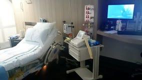 Dentro un'unità di parto Immagini Stock