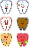Dents Photographie stock libre de droits