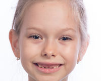 Dents changeantes photos libres de droits