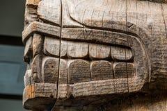 Dents en bois antiques photographie stock