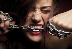 Dents saines Images libres de droits
