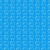 Dents saines et mauvaises illustration libre de droits
