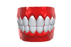 Denture Stock Images