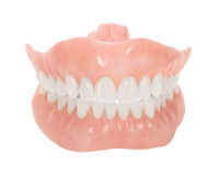 Dentures Royalty Free Stock Photo