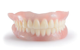 Dentures Royalty Free Stock Photos