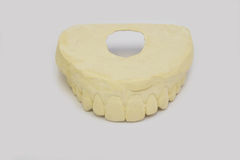 Dentures and Crowns Royalty Free Stock Images