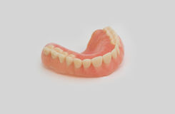 Dentures i korony Obrazy Stock
