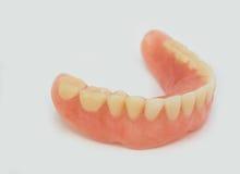 Dentures i korony Zdjęcie Royalty Free