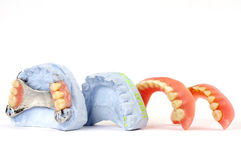 Dentures 5 Royalty Free Stock Images