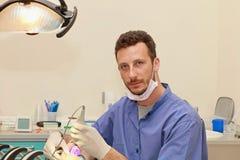 Dentysta Obraz Royalty Free