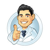 Dentysta ilustracji