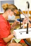 dentysta Zdjęcie Stock
