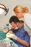 Dentysta konsultacje Zdjęcia Royalty Free