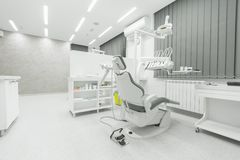 Dentysty biuro fotografia royalty free