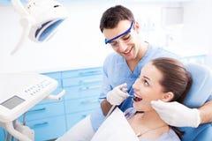 Dentysty biuro Zdjęcie Stock