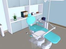 Dentysty biuro Zdjęcia Stock