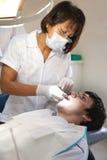 dentysty latynos zdjęcia royalty free