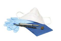 dentysty materiał Obrazy Royalty Free