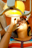 dentysty pacjent Obraz Stock