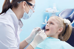 dentystyka Fotografia Stock