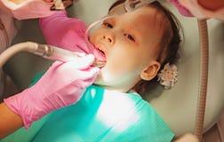 Dentystyka. Zdjęcia Stock
