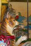 Dentzel Carousel Cats Royalty Free Stock Image
