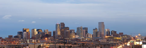 Denver. Royalty Free Stock Photos