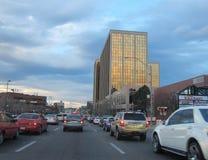 Denver Imágenes de archivo libres de regalías
