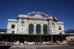 Denver - Anschluss-Station Stockfotos