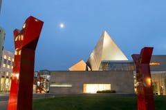 Denver Art Museum Foto de archivo libre de regalías