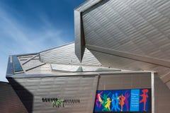 Denver Art Museum Stock Image