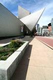 Denver Art Museum and Cultural District Royalty Free Stock Images