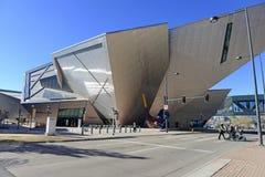 Denver Art Museum in Denver Colorado Lizenzfreies Stockbild