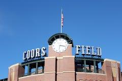 Denver Baseball Stadium Stockfoto