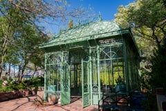 Denver Botanic Gardens bonito fotografia de stock royalty free