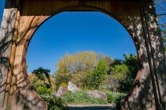 Denver Botanic Gardens bonito fotos de stock