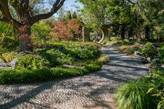 Denver Botanic Gardens bonito imagens de stock